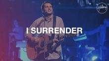 Embedded thumbnail for I surrender (Hillsong Worship)